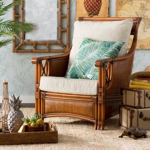 Jetta Patio Dining Chair with Cushion