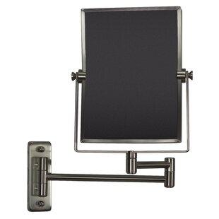 Affordable Price Mason Rectangle Wall Mount Magnifying Vanity Mirror ByRoyal Purple Bath Kitchen