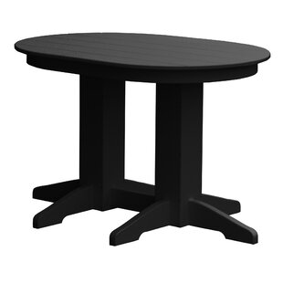 Rochester Plastic/Resin Dining Table by R..