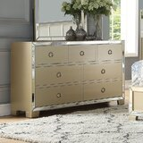 Cangelosi 7 Drawer Dresser by Rosdorf Park