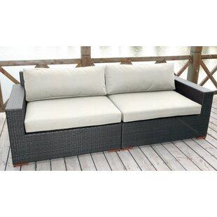 Bay Isle Home Scholtz Sofa with Cushions