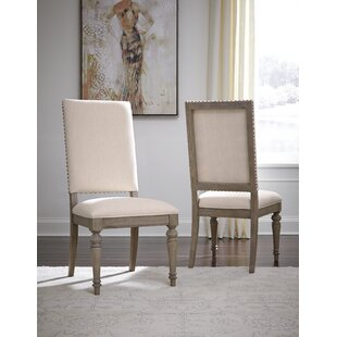 Bonham Upholstered Dining Chair (Set of 2) DarHome Co