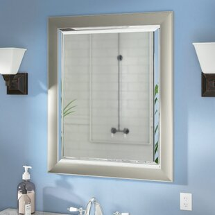 Delightful Liner Wall Mounted Mirror