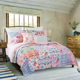 Emerson Reversible Quilt Set