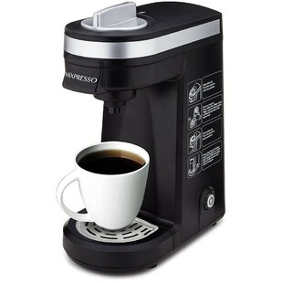 Mixpresso Original Design Single Cup Coffee Maker