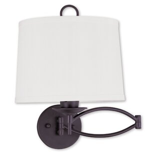 Low priced Cardine Swing Arm Lamp By Darby Home Co