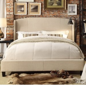 Chavelle Upholstered Panel Bed by Mulhouse Furniture