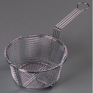 Carlisle Food Service Products Mesh Fryer Basket (Set of 12)