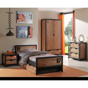 Bright 4 Piece Bedroom Set By Isabelle & Max