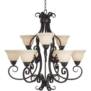 Darby Home Co Amelia 9-Light S..