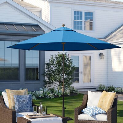 Crowland 9 Market Sunbrella Umbrella by Three Posts Bargain