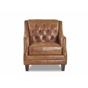 Derbyshire Club Chair by Three Posts