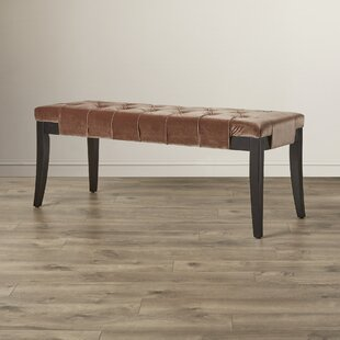 Latitude Run Pinedale Upholstered Bench