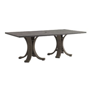 Olive Stone/Concrete Dining Table by Tomm..