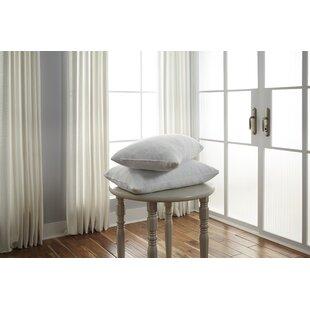 Padilla Medium Memory Foam Standard Pillow