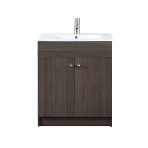 Gamboa Bathroom Vanity with Ceramic Sink