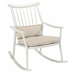 Asphodèle Darrow Rocking Chair with Cushion (Set of 2)