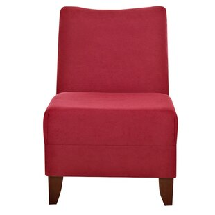 Charlie Slipper Chair by Klaussner Furniture