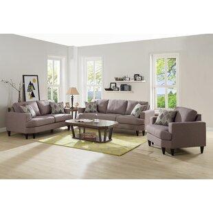 Look for Bedworth Configurable Living Room Set by Brayden Studio Reviews (2019) & Buyer's Guide