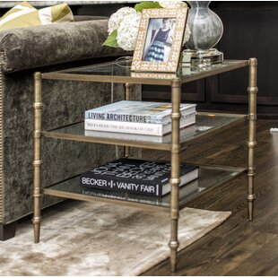 Berrier Tiered End Table