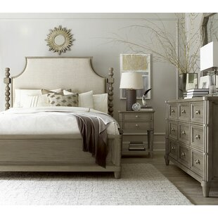 Patel 9 Drawer Dresser with Mirror