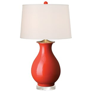 Lonergan Vase 29 Table Lamp