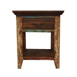 Freelon 1 Drawer Nightstand by Millwood Pines