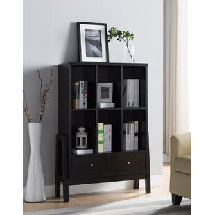 Collinsworth Modern Contemporary Design Display Standard Bookcase
