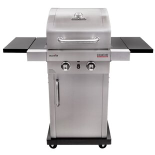 Signature? TRU-InfraRed? 2-Burner Propane Gas Grill with Cabinet by Char-Broil