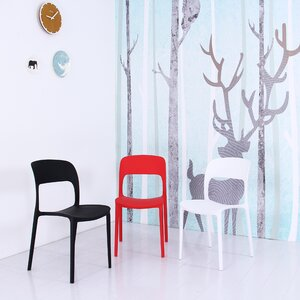 Plastic Side Chair (Set of 4)