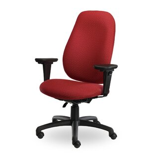Seating Inc Contour II High-Back Desk Chair