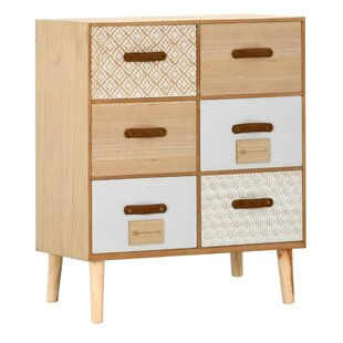 Mannford 6 Drawer Chest By Bloomsbury Market