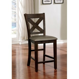 Gatun Upholstered Dining Chair Loon Peak