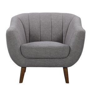 Anderson Barrel Chair by Corrigan Studio