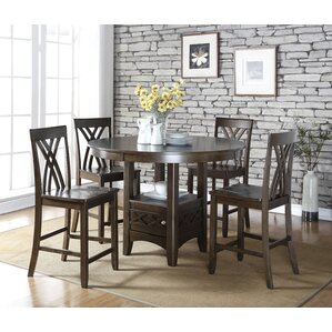 Round Dining Table Sets For 6 Wayfair