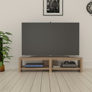 Sage TV Stand for TVs up to 74 by Andover Mills