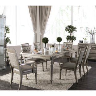 Barney 7 Piece Extendable Dining Set House of Hampton