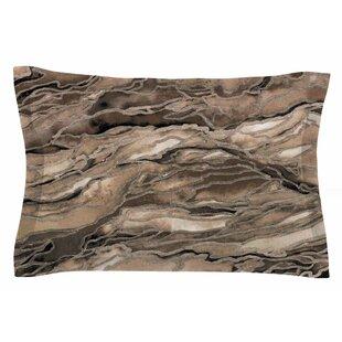 Ebi Emporium 'Marble Idea, Rustic Elements' Watercolor Sham