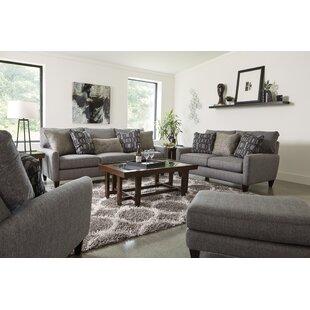 Rothe 2 Piece Standard Living Room Set By Red Barrel Studio