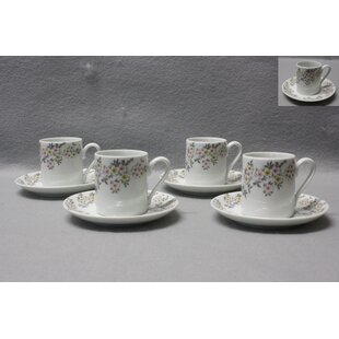 Jamaica Way 8 Piece Espresso Cup Set
