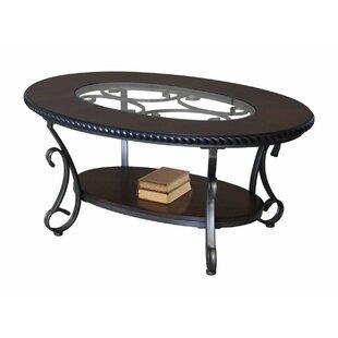 Fleur De Lis Living Cragin Coffee Table