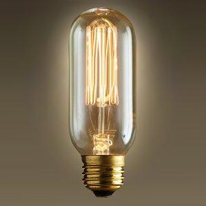 60w 120volt edison light bulb