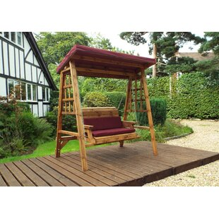 Galloway Swing Seat With Stand By Union Rustic