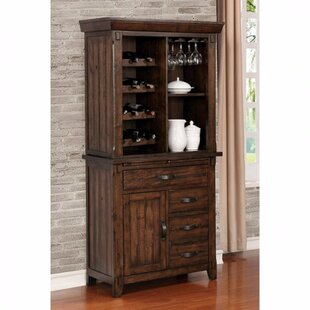 Wherry Bar Cabinet by Loon Peak