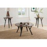 Winfred 3 Piece Coffee Table Set by Brayden Studio®