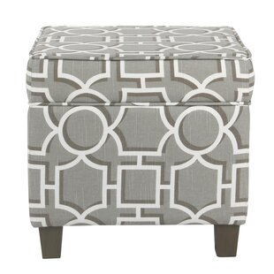Laura Storage Ottoman by Alcott Hill