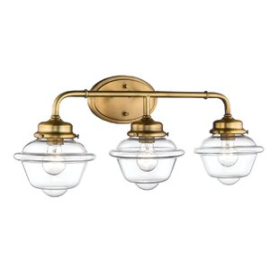Best Declan 3-Light Vanity Light By Breakwater Bay
