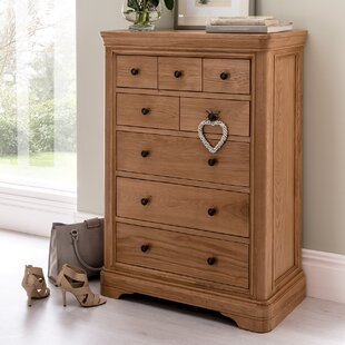 8 Drawer Chest Of Drawers By Union Rustic
