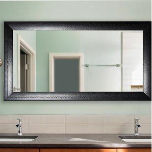 Rayne Mirrors Stitched Bathroom/Vanity Mirror