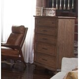 Wiegand 5 Drawer Chest by Canora Grey